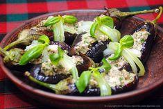 Баклажаны с чесноком - сациви с орехами и кинзой.Сациви с баклажанами - исключительно вкусная и достойная холодная пряная закуска