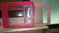 Victorias Secret Pink Jetsetter Plastic Makeup Cases #VICTORIASSECRET