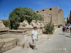 Karnac temple complex