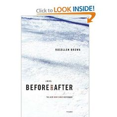 Before and After: A Novel