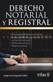 LIBROS TRILLAS: DERECHO NOTARIAL Y REGISTRAL