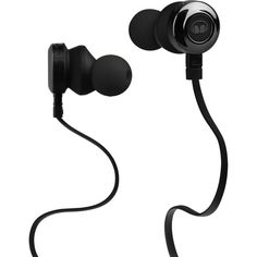 MONSTER Clarity HD in-ear headphones ($59) ❤ liked on Polyvore featuring accessories, headphones, fillers, electronics and technology
