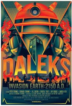Daleks are the best