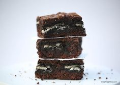 Easy OREO brownies I Heart Nap Time | I Heart Nap Time - Easy recipes, DIY crafts, Homemaking