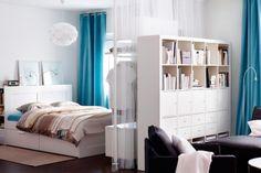 Étagères Ikea Kallax en 55 idées de rangement pratiques