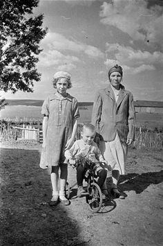 Жизнь народа во время войны, июль - август 1943, Украинская ССР