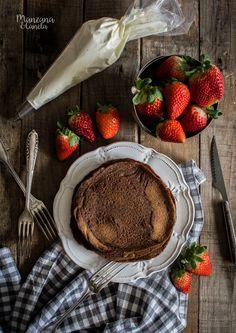Oatmeal pancakes and cocoa. Chocolate Crepes, Chocolate Fondue, Healthy Snacks For Kids, Healthy Life, Gluten Free Recipes, Healthy Recipes, Healthy Food, Oatmeal Pancakes, Tostadas