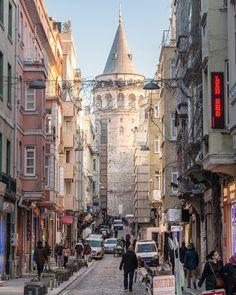 Streets of Istanbul.  #turkey #oneistanbul