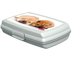 Pack Contenedor Alimento mascotas 4kg + Caja Belleza Perros Pets, Food Items, Crates, Dogs, Beauty