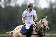 Prince Harry Scores a Last-Minute Goal to Secure Victory at Royal Salu | Vanity Fair