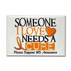 MS Orange Ribbon | ... orange ms awareness support make your own ...