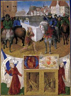 La charité de saint Martin - Martin de Tours — Wikipédia