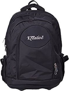 Buy Kreative Platinum Laptop Backpack from Amazon.