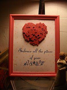 Creative Valentine's Day Gift To Display Year Round~