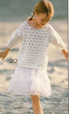 Klikněte pro zvětšení... Kids And Parenting, Tunic Tops, Dresses With Sleeves, Knitting, Crochet, Long Sleeve, Sweaters, Coats, Women