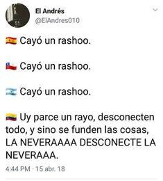 Pa' que aprenda que es Colombia