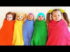 Bad Baby Are you sleeping song - Learn colors for Kids Nursery Rhymes Songs for children - YouTube