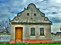 old house, Golubinci, Vojvodina Province, Serbia
