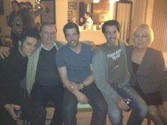 Christmas is always best with the family. @Drew Scott @MrSilverScott