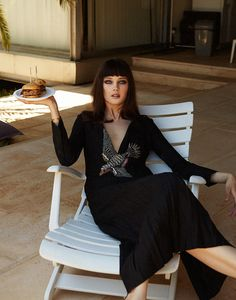 Diana Moldovan for Jalouse July/August 2015 - GUCCI Fall 2015