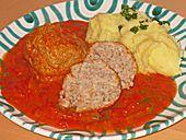 Reis - Hackfleisch - Bällchen (Rezept mit Bild) von Rocky73 | Chefkoch.  LECKER , bisschen viel arbeit