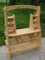 inspiration: Play Frame Shop Shelves