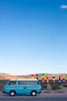 Seven Magic Mountains (Nevada)