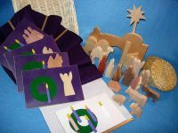 Worship Woodworks - montessori materials for Bible instruction.  JUST BEAUTIFUL.