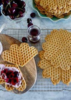 You searched for havrevafler - Mat På Bordet Korn, Waffles, Diy And Crafts, Food And Drink, Candy, Snacks, Breakfast, Mat, Autumn