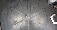A borrowed ring roller. All tack welded. Truck Wheels, Wheels And Tires, Ring Roller, Steel Wheels, Metal Bending Tools, Tack, Bike Wheel, Custom Wheels, Layout Design
