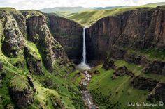 Semonkong Waterfall, Lesotho