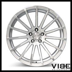 10 best rims images pontiac g8 chevy ss sedan flow forming BMW M5 E60 Show 20 ace devotion silver concave wheels rims fits jaguar xj xjr xf xfr