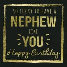 Birthday quotes for nephew words 22 Ideas for 2019 Birthday Greetings For Nephew, Nephew Birthday Quotes, Happy Birthday Uncle, Birthday Wishes For Sister, Birthday Wishes And Images, Birthday Poems, Happy Birthday Messages, Happy Birthday Quotes, Wishes Images