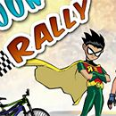 Robin en Toon Rally