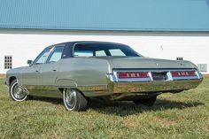 1972 Chevy Caprice