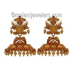 Temple Jewelry, Antique Temple jewellery.