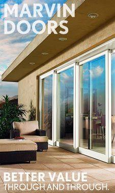 Bi fold doors bradworthy bi fold exterior french doors for Marvin window shades cost