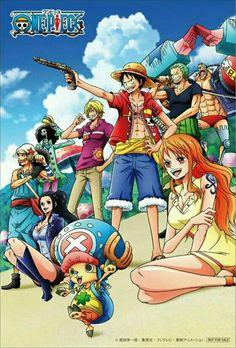 Strawhat Crew - One Piece