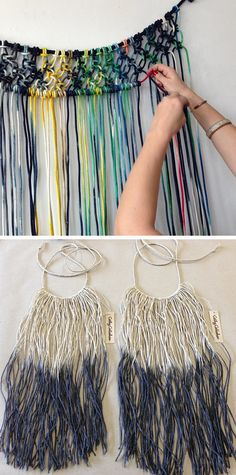 Things that make me want to macramé