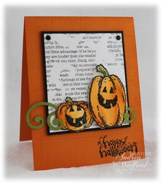 stampin up halloween | Halloween Cards: Stampin Up Halloween Cards