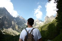 hiking in the High Tatra mountains
