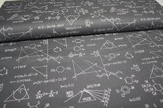 Grey Science Formulas - 1/2 yard