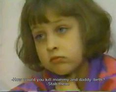 What Actually Happened to Beth 'Child of Rage' Thomas?