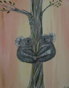 closer than expected , koala love