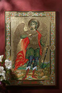 Michael the Archangel Icon – Celebrate Faith