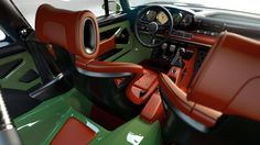 Inside Porsche 911 (1990) By Singer And Williams