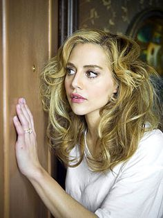 Brittany Murphy ohhh girl how I wish you were still here making movies.  sad face. her eyes were so big and beautiful