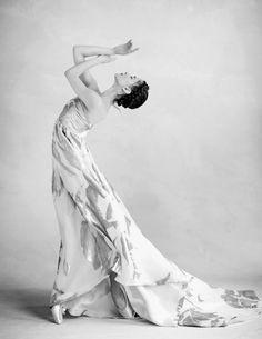 Elena Lobsanova, Principal Dancer The National Ballet of Canada Photo by Karolina Kuras Tiny Dancer, Ballet Dance, Canada, Statue, Portrait, Gallery, Photography, Art, Art Background