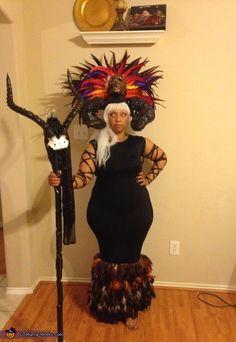 Voodoo Witch Doctor - 2014 Halloween Costume Contest via @costume_works