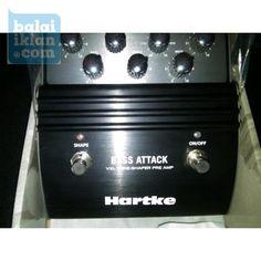 Bass attack pedal Hartke di Bandung JAWABARAT | balaiiklan.com